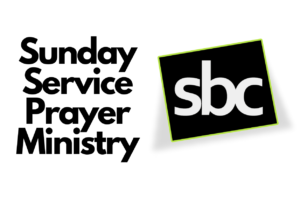Sunday Service Prayer Ministry @ Zoom Video Conference